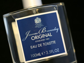 Eau de toilette van het merk James Bronnley