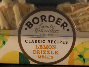 Drizzle Melts Cookies Border